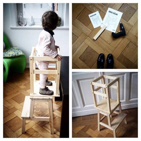 Learning tower fai da te, da mumlife.de