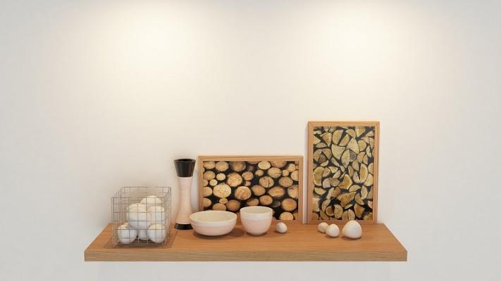 Mensole per esporre oggetti di design