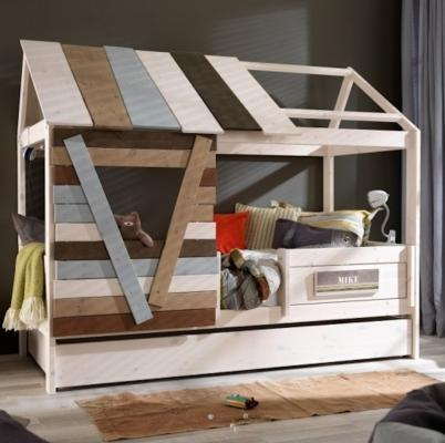Letto singolo bimbi Treehouse - Design e foto by LifeTime
