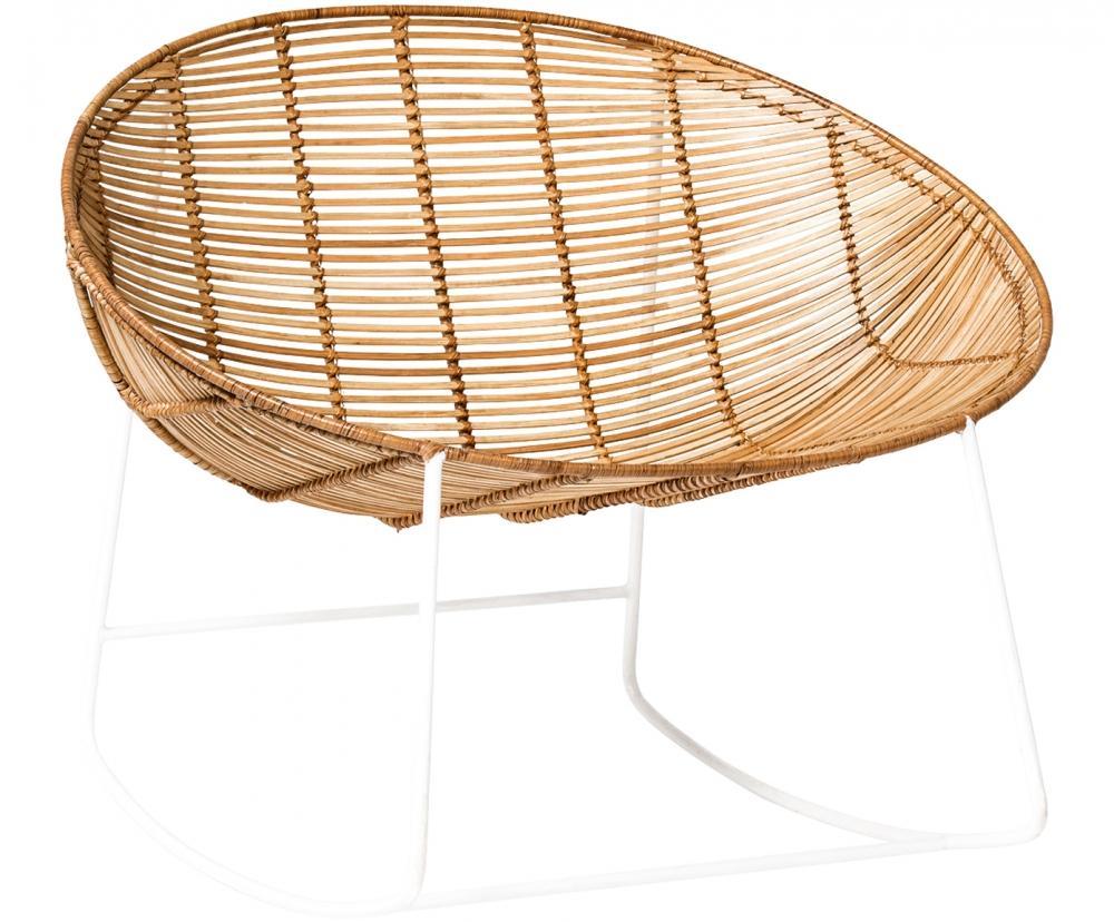 Sedia a dondolo Orinoco,  per ambienti indoor e outdoor - by Westwing
