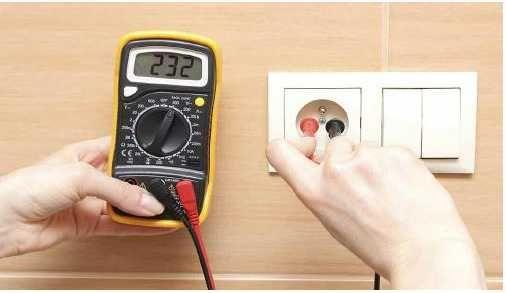 Tester per la misurazione della corrente elettrica