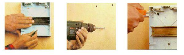 Come montare il quadro elettrico