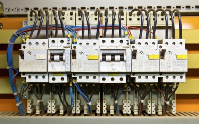 Impianto elettrico e contatori