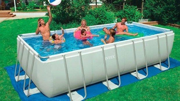 Nuovi modelli di piscine fuori terra, come si installano e quanto costano