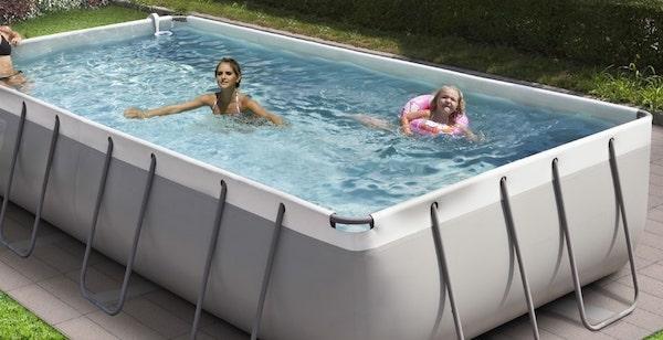 Pool&Spa, vasca fuori terra idromassaggio - New Plast