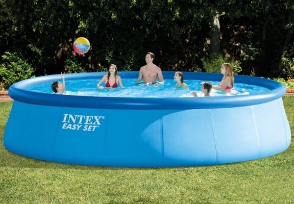 Piscina fuori terra Easy Set - design e foto di Intex