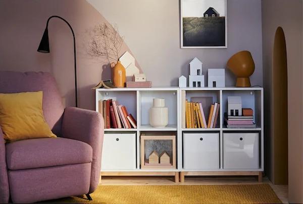 Combinazione mobili EKETT per spazi di lavoro condivisi - Design e foto by IKEA