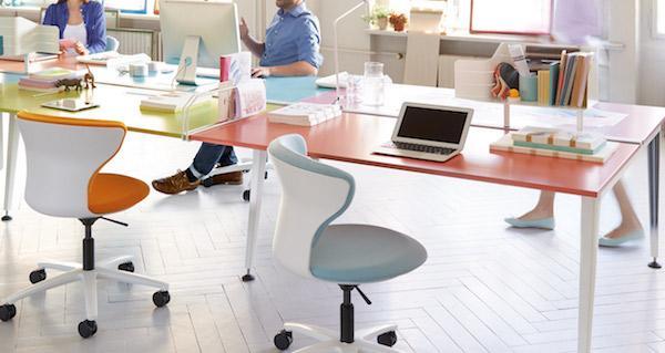 Scrivania per spazi di lavoro condivisi Get Together - Design e foto by Sedus