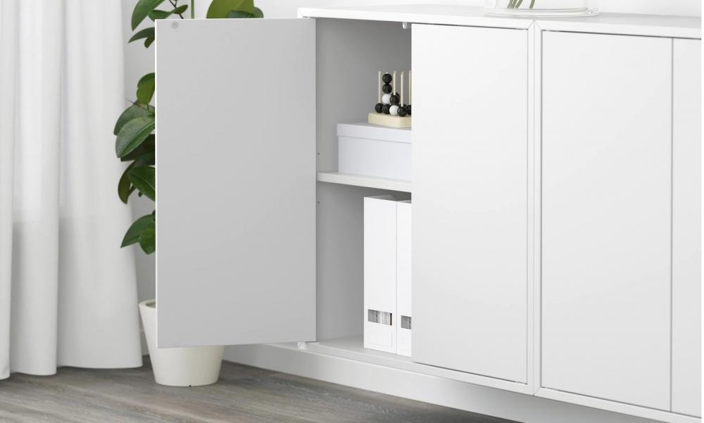 Combinazione mobili EKETT, arredare spazi di lavoro condivisi, by IKEA