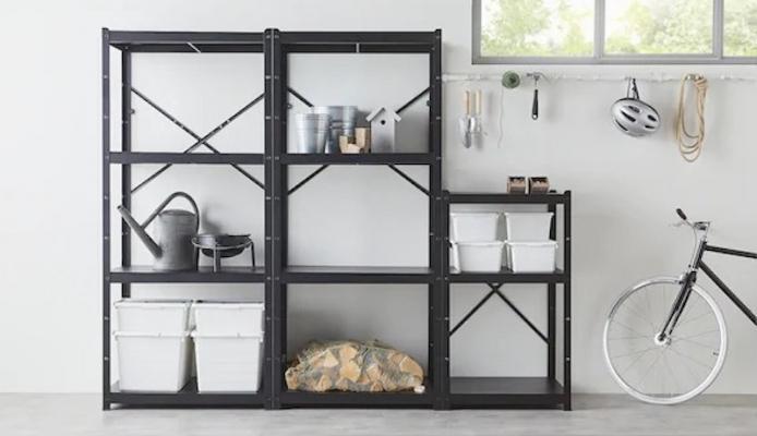 Mobili componibili BROR per spazi di coworking, by IKEA