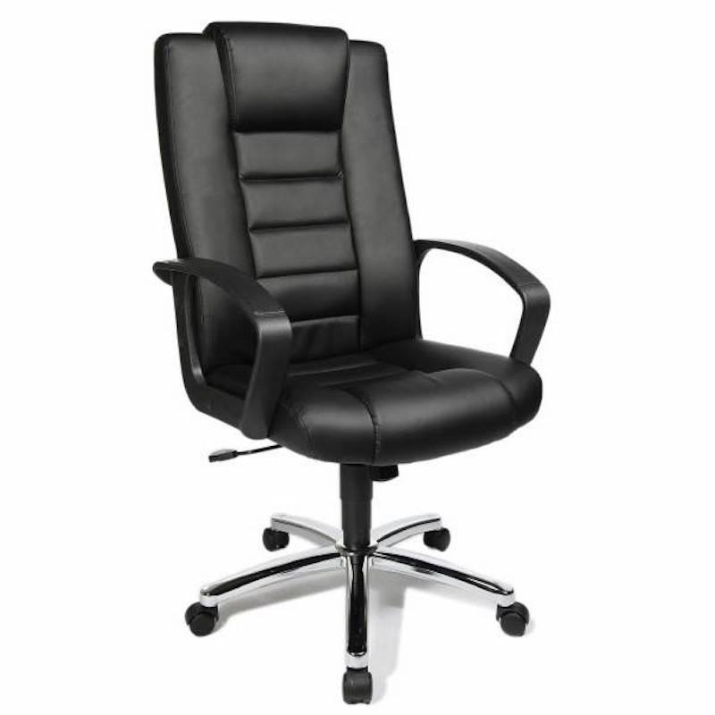 Sedia direzionale Aurora per spazi di coworking, by Buffetti