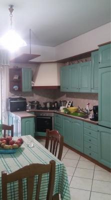 Immagini della cucina durante i rilievi pre restyling a cura di Blu Space