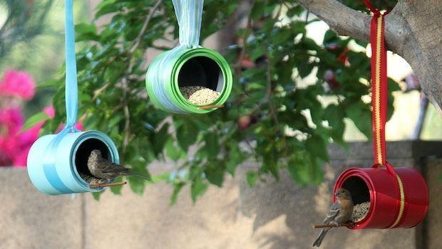 Idee creative: come realizzare casette per uccellini fai da te