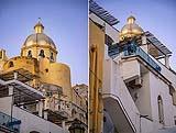 Rivestimenti esterni Piano del colore Procida foto di Dario Luongo