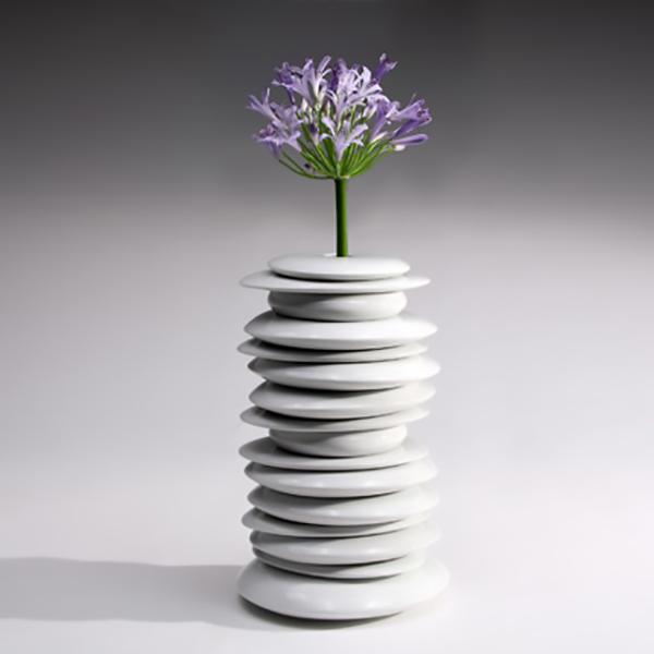 Hula hoop vaso sasso by Cristiana Giopato