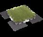 Sistema drenante Nature Drain di Roofingreen