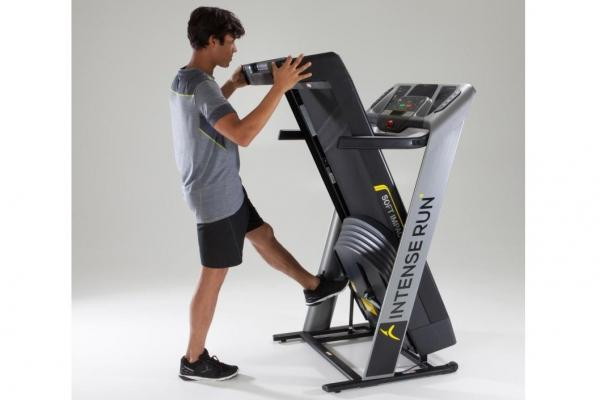 Allenamento in casa - Tapis roulant Intense Run Domyos - Decathlon