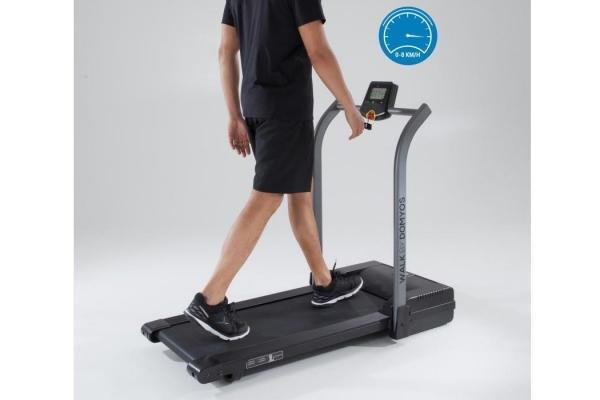Allenamento in casa - Tapis roulant Domyos Walk - Decathlon
