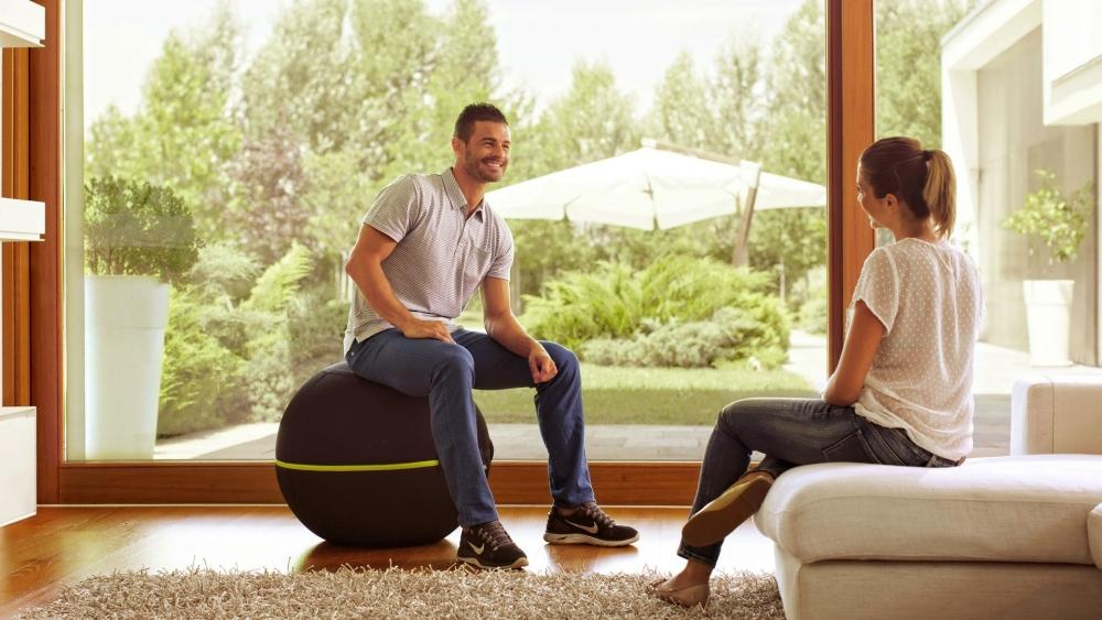 Palestra in casa - Wellness Ball Technogym