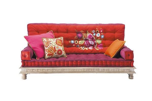Il divano di Maisons du Monde