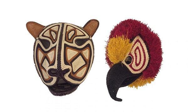 Le maschere tribali di Maison Sarah Lavoine