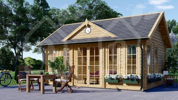 Le mille funzioni di una casetta in legno da giardino