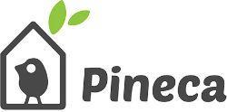 Pineca logo azienda/