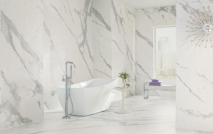 Gres effetto marmo di Tiles Marble