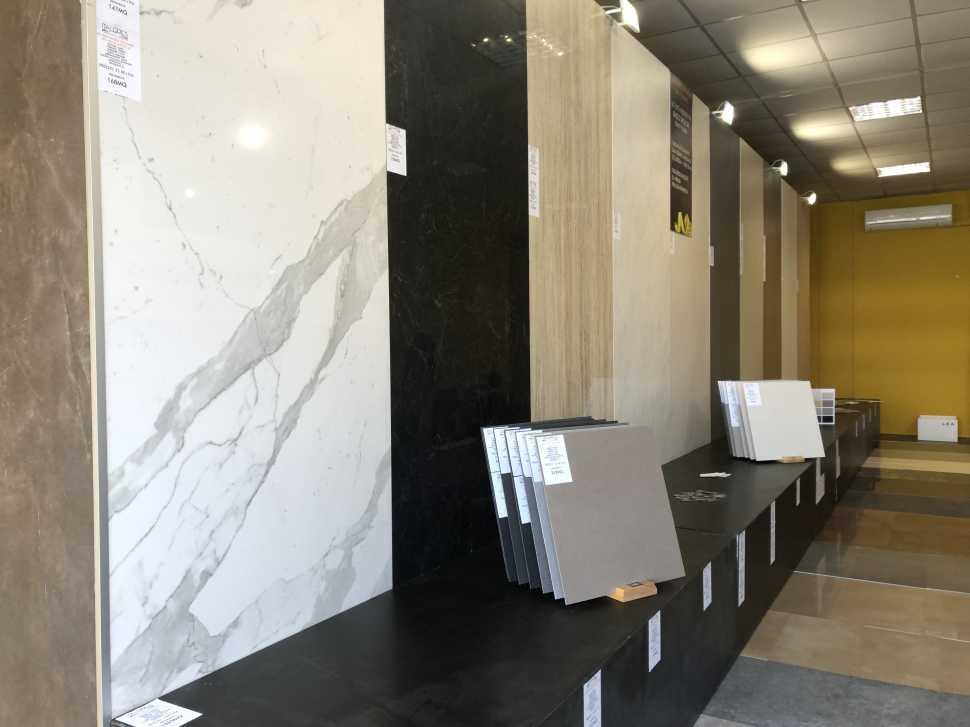 Gres porcellanato sottile Outelet Italgres Milano