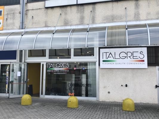 Italgres Outlet Milano esposizione