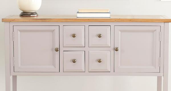 Credenza shabby-country in olmo Amy - Foto di Westwing