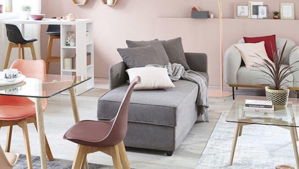 Chaise Longue Clea - Design e foto by Maisons Du Monde