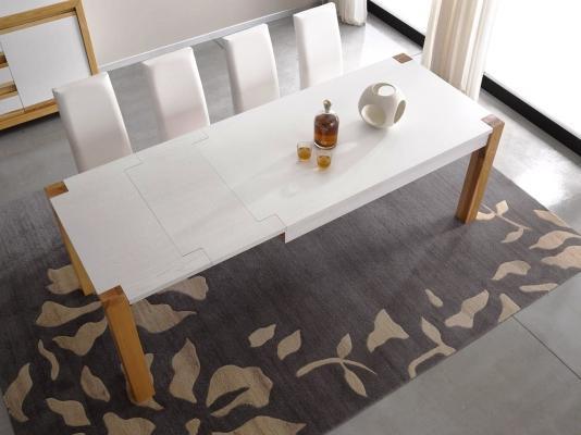 Tavolo da pranzo allungabile  - Mobili Il Quadrifoglio