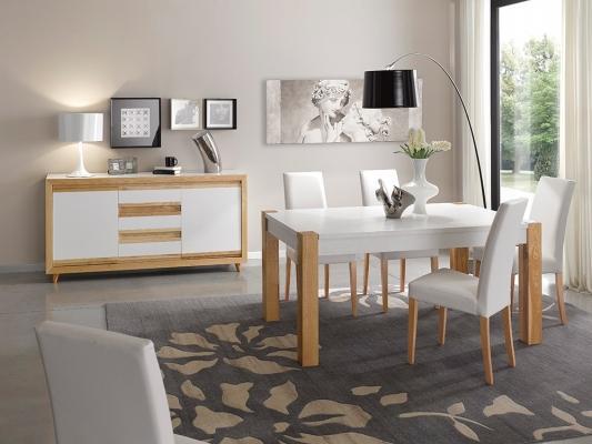 Sala da pranzo moderna - Mobili Il Quadrifoglio