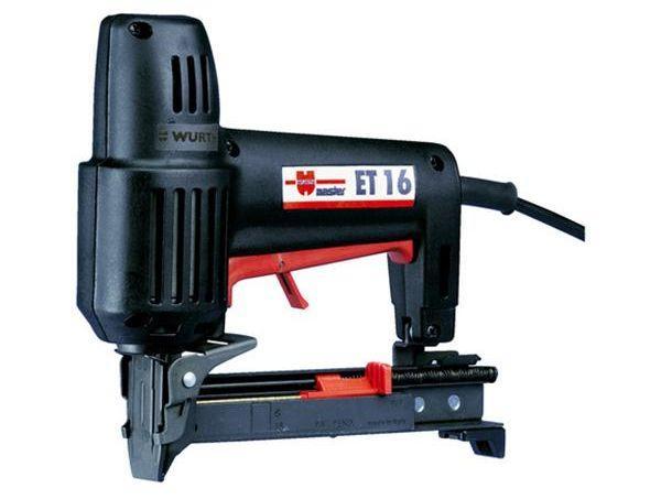 Graffatrice elettrica ET 16 - WURTH