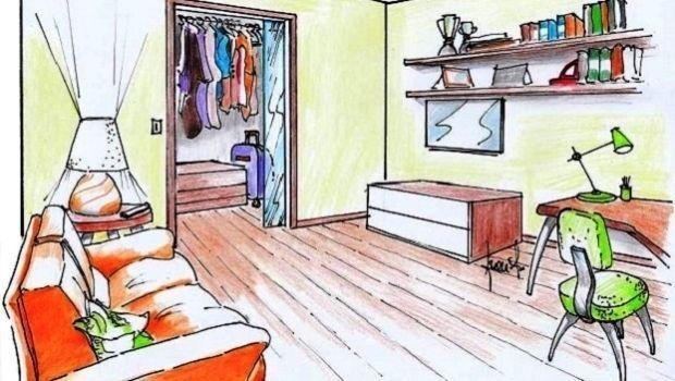 Camera per gli ospiti: una soluzione versatile e multifunzionale