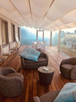 Arredo attico con terrazzo - Gandossi