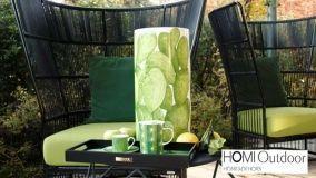 Arriva Homi Outdoor, la nuova fiera dedicata alle tendenze d'arredo esterno