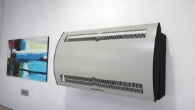 Deumidificatore a parete