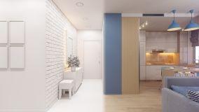 Arredare un corridoio correttamente aiuta a ottimizzare gli spazi