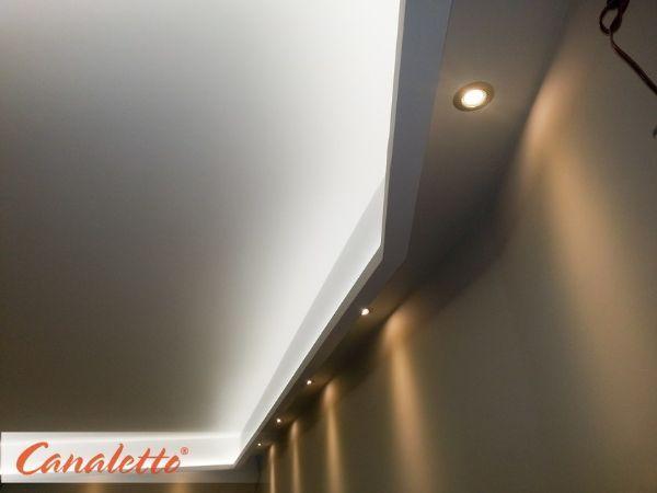 Sistemi di illuminazione lineare Canaletto