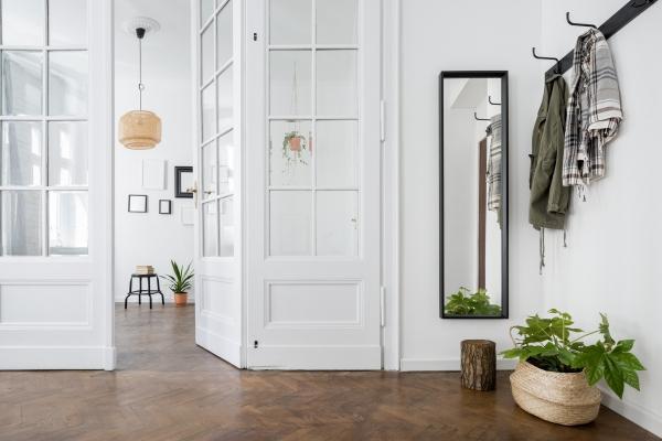 Il corridoio è uno spazio utilizzabile per varie funzioni importanti