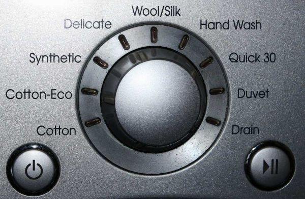 Come si usa la lavatrice