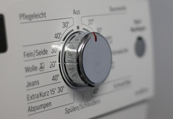 Lavatrice: le pratiche per risparmiare energia