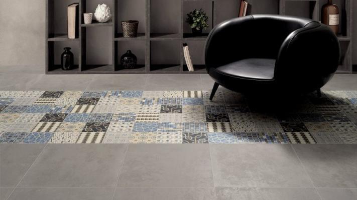 Accostamento pavimenti in ceramica - cementineEvo Fioranese