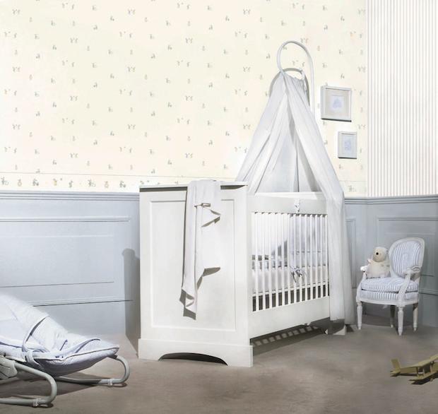 Carta da parati per neonati, da Jannelli & Volpi