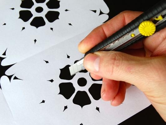 La psaligrafia conquista l'interior design