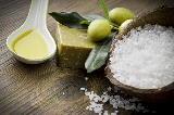 Mix con olio d'oliva