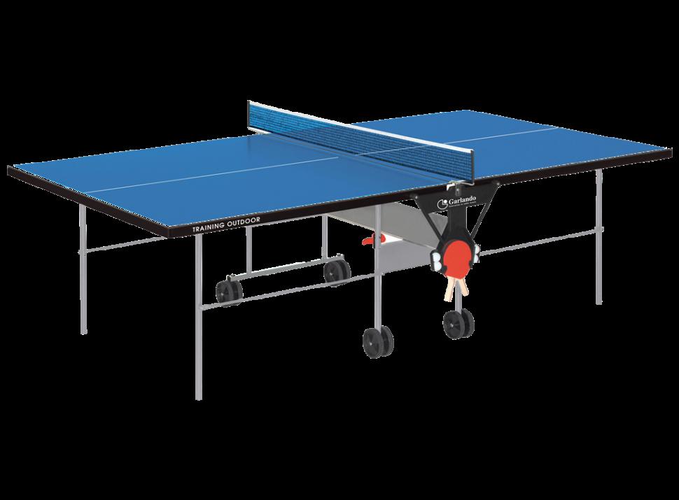 Tavolo ping-pong modello Training Outdoor di Garlando