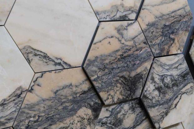 Le potenzialità espressive del marmo - foto by Luca Morandini per Marmomac